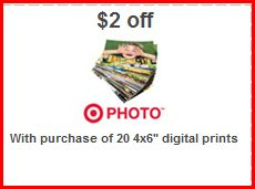 targetphotos 20 Free 4x6 Prints and Free 8x10 Portrait at Target