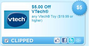 VTech currently has 3 active coupons. On average, our VTech coupons save shoppers $ No deals available for your product? Sign up for deal alerts and get updates whenever a .