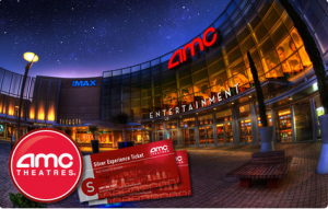 amc movie passes 300x191 4 AMC Movie Tickets for only $24!!