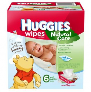 disney huggies wipes 295x300 Huggies Disney Wipes 336 ct only $6.99 Shipped!