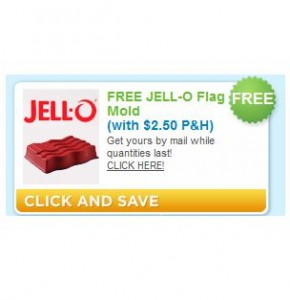 jellomold 290x300 Printable Coupons: Windex, Jell o & More