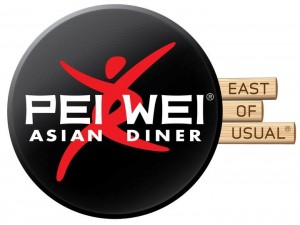 pei wei logo 300x225 Pei Wei Asian Diner BOGO Caramel Chicken Coupon!