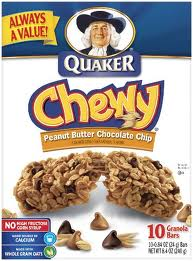 quaker chewy granola bars Free Quaker Chewy Bar at Kroger Stores  Live Now!