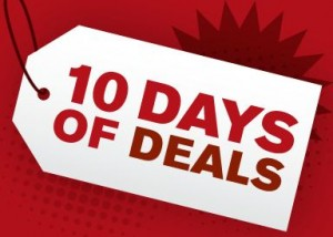 redbox 10 days of deals Redbox 10 Days of Deals