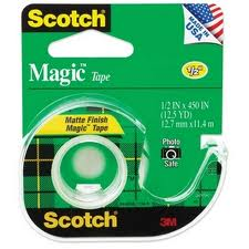 Free Scotch Tape at Walgreens