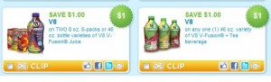 v8 coupons Three New V8 Coupons!