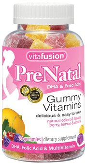 vitafusion prenatal vitamins Free Sample of Vitafusion PreNatal Gummy Vitamins   New Link!