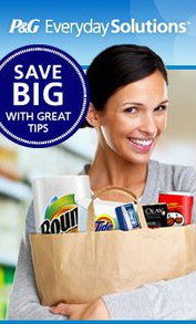 PG everyday solutions Free P&G Samples