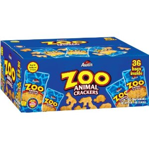 austin 36 animal crackers Austin Zoo Animal Crackers only $6.10 Shipped (only $0.17 ea)
