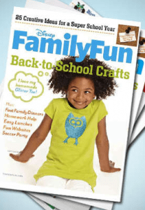 disney family fun 208x300 Free Subscription to Disney Family Fun from Living Social