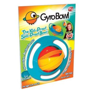 gyro bowl Gyro Spill Resistant Bowl only $6.65 Shipped!