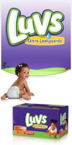 Luvs 150x300 Luvs: FREE Diaper Sample Today!