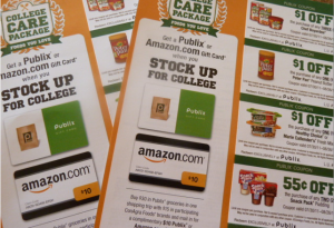 Publix college care Publix College Care Deals: Spend $5.02 & Get $10 Amazon Gift Card