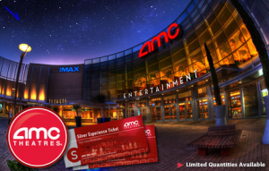 amc movie tickets 300x191 4 AMC Movie Tickets for only $27!