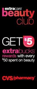 cvs beauty club 4 127x300 Join CVS Extra Care Beauty Club: Get $3 $5 ECBs and 10% Discount