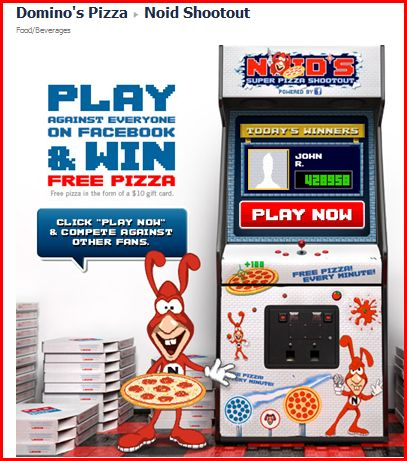 Dominos 777 coupon