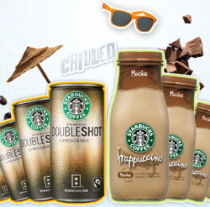 frappe9 300x295 $2 off Two Starbucks Frappuccino Coupon