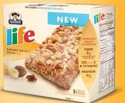 life bar Target: Quaker Life Bars $0.75/1 coupon