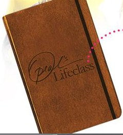 oprahlifeclass Free Oprahs Lifeclass Journal