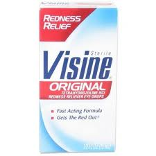 Visine Original Eye Drops $3 off Visine Eye Drops Coupon= $0.04 at Target