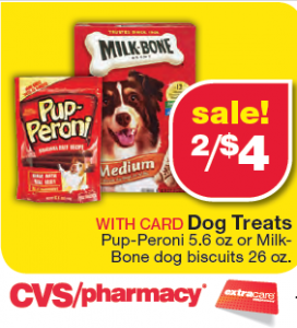 cvs pupperoni 272x300 Pup Peroni Dog Treats only $1 at CVS (10/2)