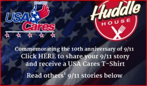 usacares 300x177 Free USA Cares T Shirt   Celebrating the 10th Anniversary of 9/11