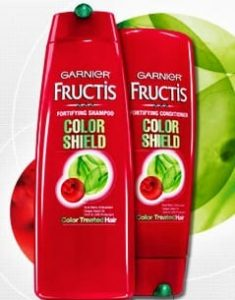 Garnier Free Color Shield Samples 235x300 Free Sample Garnier Color Shield Shampoo and Conditioner!