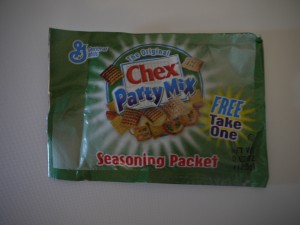 chexseasoning Free Chex Mix Seasoning Packets   No Coupon Needed!!