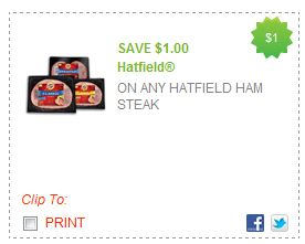 Hatfield meats coupons