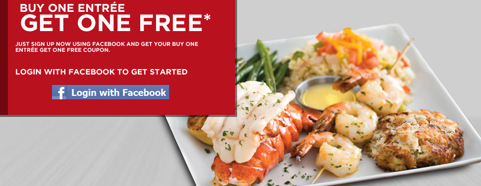 rubybogo Ruby Tuesday Coupon: Buy One Get One Free Entree