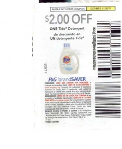tidedetergent 246x300 Walmart: Free Tide Travel Size Detergent + $1.03 Money Maker!