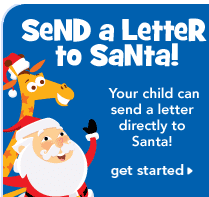 naddez39s tidbyts have your child send a letter directly With have santa write your child letter