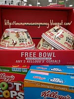 Kelloggs cereal bowl Meijer: Kellogg Cereal $2.50 Each + Get 1 Free Cereal Bowl with 2 Cereal Purchase!