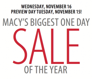 Macys 300x257 *HOT* Macy's Coupon: $10 off $25 Purchase!