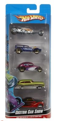 hot wheels Five Hot Wheels Cars for just $3.49 Shipped!
