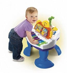 piano Fisher Price Laugh & Learn Baby Grand Piano only $25