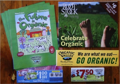 Organic Valley Free Organic Valley Activity Book Plus Coupons