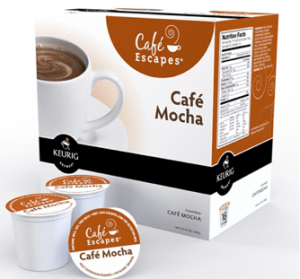 cafe express kcups coupon  300x279 Cafe Escapes K Cup $2 off Printable Coupon!