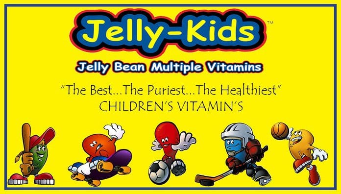 jelly kids Free Sample Jelly Kids Jelly Bean Multi Vitamins