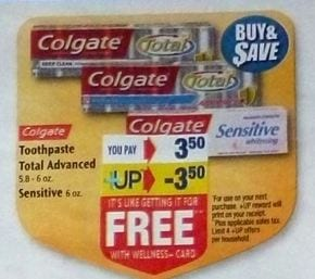 Colgate Sale Colgate: FREE + Money Maker Deal at Rite Aid
