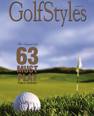 GolfStyles Magazine GolfStyles Free Magazine Subscription