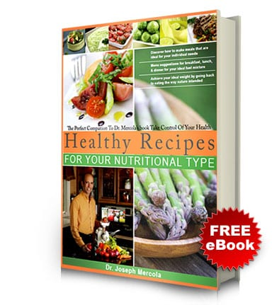 Healthy Recipes for Your Nutrional Type Healthy Recipes for Your Nutritional Type: FREE eBook with 149 Recipes!