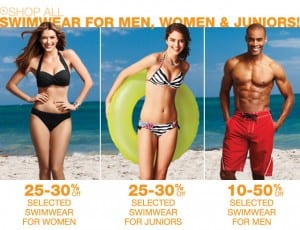 0b6fd98ed7e44 Kohl's Presidents' Day Sale: Save 10% – 50% off Swimwear + Earn ...