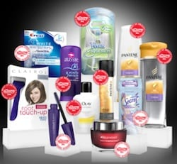 PG Best in Beauty Rebate P&G Best in Beauty $15 Mail in Rebate Offer