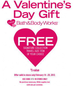 bbw 254x300 Bath & Body Works Coupon: Free Signature Collection ($5 Value)   2/14   2/20!!
