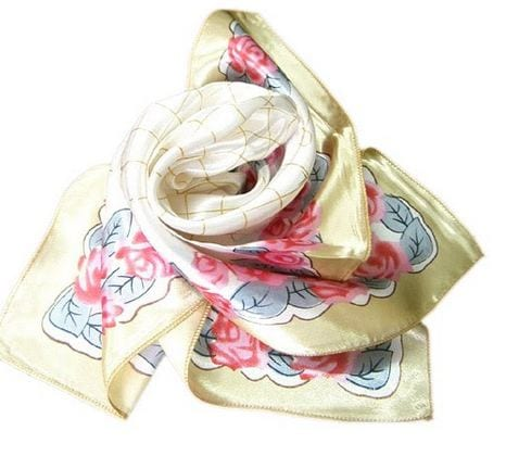 silk scarf Free Silk Scarf for New Members of sneakpeeq!! (Free Shipping Too!)