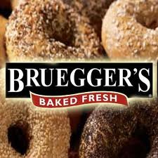Brueggers Bagels Brueggers: Free Bagel with Cream Cheese Coupon!