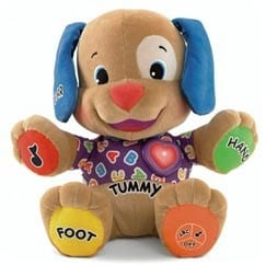 Fisher Price Puppy at Target Fisher Price Laugh & Learn Puppy $5 off Coupon= Just $3.50  Starts Today!