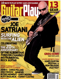 Guitar Player Magazine1 FREE Guitar Player Magazine Subscription