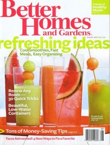 better homes and gardens magazine 227x300 Free Better Homes and Garden 1 Year Subscription